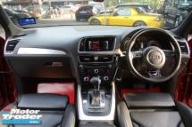 2014 AUDI Q5 Audi Q5 2.0 S LINE CBU QUATTRO 8SPD PWBOOT SPORT