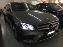 2017 MERCEDES-BENZ E-CLASS E350e AMG 11K KM Full Service Under Warranty