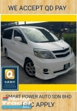 2006 TOYOTA ALPHARD 2.4 (A) /REG 2010/CAREFULL OWNER/ACC FREE/LOW MILLE/8 SEATER/2 POWER DOOR