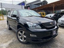 2005 TOYOTA HARRIER 240G