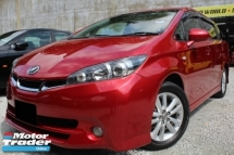 2009 TOYOTA WISH Toyota WISH S 1.8 SPORT PAD/SHIFT REVCam 2009/14