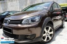 2012 VOLKSWAGEN CROSS TOURAN Volkswagen CROSS TOURAN 1.4 TSi PANORAMIC SHARAN