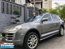 2008 PORSCHE CAYENNE 2008 Porsche Cayenne 3.6 A 92471KM