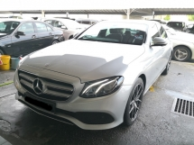 2016 MERCEDES-BENZ E-CLASS E200 W213 CBU New Model TRUE YEAR MADE 2016 NO SST Mil 40k only Warranty to 2020