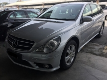 2008 MERCEDES-BENZ R-CLASS R280L CBU Registered 2009