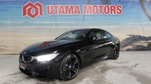 2014 BMW M4 3.0 COUPE M SPORT HARMAN KARDON CARBON FIBRE ROOF CNY PROMOTION