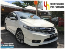 2013 HONDA CITY 1.5 E FACELIFT (A) REVERSE CAMERA