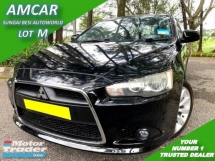 2008 MITSUBISHI LANCER GT (A) NEW FACE LIFT [SELL BELOW MARKET]
