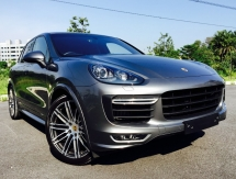 2015 PORSCHE CAYENNE (958.2) GTS 3.6 V6 TWIN TURBO WELL MAINTAINED