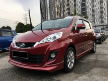2017 PERODUA ALZA 1.5 ADVANCED (A) FULL SERVICE RECORD ** WARRANTY STILL AVAILABLE ** SPECIAL PROMOTION **