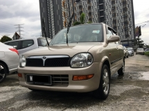 2007 PERODUA KELISA 1.0 (A) CCRIS AKPK CAN LOAN ** BLACKLIST SAA CAN LOAN ** CTOS PTPTN CAN LOAN **