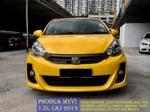 2013 PERODUA MYVI 1.5 (A) SE