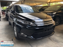 2017 TOYOTA HARRIER Unreg Toyota Harrier 2.0 360view Panaromic PowerBoot Push Start 7G
