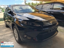 2015 TOYOTA HARRIER Unreg Toyota Harrier 2.0 360view PowerBoot 360view Push Start 7G