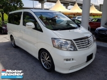 2005 TOYOTA ALPHARD 3.0 MZG (A)