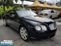 2005 BENTLEY CONTINENTAL GT 6.0 (A)