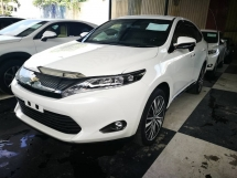 2015 TOYOTA HARRIER 2.0 Elegance Unreg Sale Offer CNY