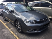 2013 HONDA CIVIC 2.0S Actual Year Make 2013