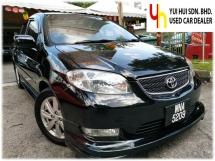 2005 TOYOTA VIOS Toyota Vios 1.5 E (A) 1 OWNER FULL BODYKIT