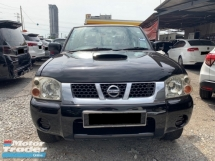 2005 NISSAN FRONTIER  2.5 (M) TIPTOP CONDITION