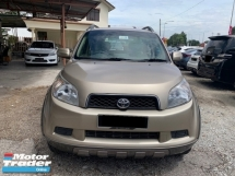 2010 TOYOTA RUSH 1.5 G (A) GOOD CONDITION