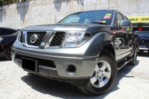 2013 NISSAN NAVARA Nissan NAVARA LE 2.5 TD 4x4(A)TURBO HiSPEC YR 2013