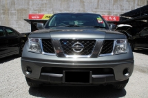 2013 NISSAN NAVARA Nissan NAVARA LE 2.5 A TD TURBO PERFECT COND 2013