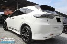2014 TOYOTA HARRIER Toyota HARRIER 2.0 (A) NEW FACELIFT HiSPEC 5SEATER