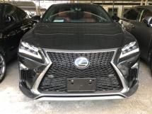 2017 LEXUS RX LEXUS RX200T  F-SPORT