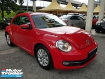 2014 VOLKSWAGEN BEETLE 1.2 TSI (A) 37K Mileage , Under Warranty Until 25 March 2019