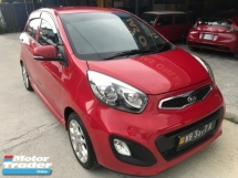 2015 KIA PICANTO KIA PICANTO 1.3 (A) NEW ARRIVAL ! U/ WARRANTY TILL 2020, FULL SERVICE RECORD , GUARANTEE TIP TOP CONDITION