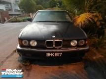 1990 BMW 7 SERIES 735i