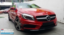 2014 MERCEDES-BENZ A250 AMG 2.0 Unregister