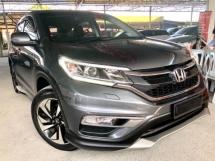 2016 HONDA CR-V 4WD 2.4 (A) FULL SVR RECORD UNDER WARRANTY HONDA
