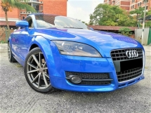 2009 AUDI TT 2.0 TFSI /1 OWNER / CASH BUYER WELCOME / CLEARANCE STOCK OFFER
