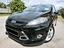 2011 FORD FIESTA 1.6L SPORT / FULL LOAN / TIPTOP CONDITION / CNY CLEARANCE STOCK OFFER