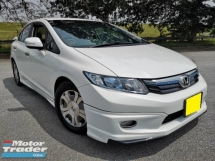 2013 HONDA CIVIC HONDA CIVIC 1.5 HYBRID I VTEC ONE YEAR WARRANTY MURGEN BODYKIT