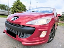 2010 PEUGEOT 308 TURBO 6 SPEED / FULL LOAN / TIPTOP CONDITION /CNY CLEARANCE STOCK OFFER