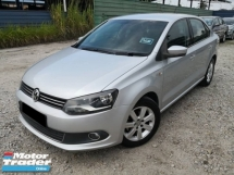 2013 VOLKSWAGEN POLO  SEDAN 1.6 (A) GOOD CONDITION