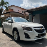 2012 CHEVROLET CRUZE 1.8 LT FACELIFT (FULL LOAN)
