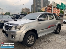 2015 TOYOTA HILUX 2.5 (M) TIPTOP GOOD CONDITION