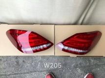 BENZ W205 C250 13Y TAlLLAMP Lighting