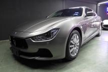 2014 MASERATI GHIBLI 3.0L V6 2014 IMPORTED NEW