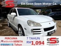 2008 PORSCHE CAYENNE 3.6 TURBO PREMIUM FULL Spec(AUTO)2008.10 Only 1 UNCLE Owner, 89K Mileage, TIPTOP, DVD, MEMORY Seat, LEATHER & SUNROOF TOP