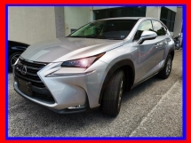 2015 LEXUS NX 200T WITH SUNROOF RED LEATHER SEAT 2 CAMERA - JAPAN SPEC - UNREG - READY TO VIEW