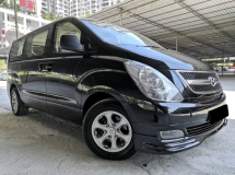 2009 HYUNDAI GRAND STAREX Hyundai Grand Starex Royale 2.5 (AT) 1OWNER TIP TOP CONDITION