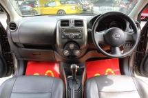 2013 NISSAN ALMERA Nissan ALMERA 1.5 VL (A)F/SPEC LEATHER IMPUL BKITS