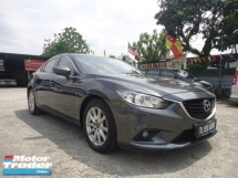 2013 MAZDA 6 2013 Mazda 6 2.0(A) Full Spec 1 Owner Must View