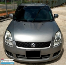 2009 SUZUKI SWIFT 1.5 VVT (A) Accident Free Clean  interior no any repair cost low mileage view to believe it