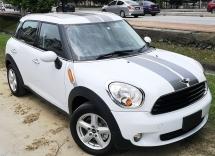 2014 MINI Countryman 2014 MINI COUNTRYMAN 1.6A  JAPAN SPEC UNREG CAR SELLING PRICE ONLY ( RM 109,000.00 NEGO )